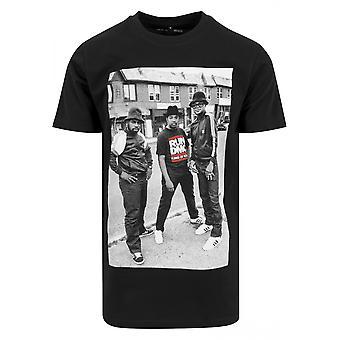 Цикл классика футболку Запуск DMC королей рок