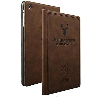 Design bag Backcase smart cover dark brown for Apple iPad Mini 4 7.9 inches sleeve new