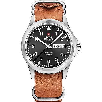 Swiss military mens watch quartz watches SM34071. 06