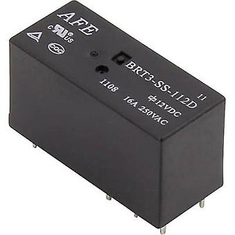 AFE BRT3-SS-124D PCB relay 24 Vdc 16 A 1 change-over 1 pc(s)