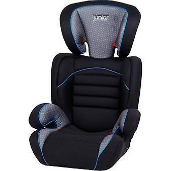 Child car seat Category (child car seats) 2, 3 Basic 501 HDPE ECE R44/04 Grey Petex