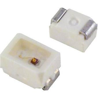 OSRAM LS M676-P2S1-1-Z SMD LED SMD 2 Red 140 mcd 120 ° 20 mA 2 V
