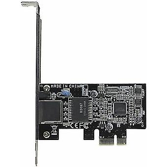 Network card 1 Gbps Intellinet 522533 PCI-Express, LAN (10/100/1000 Mbps)
