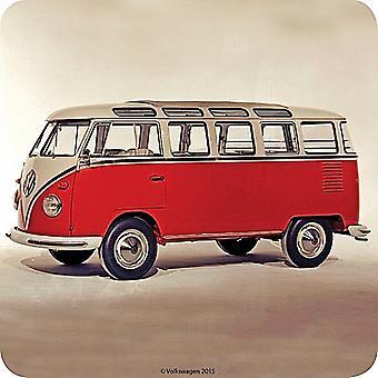 Volkswagen VW Camper claraboias W cortiça apoiado bebidas Coaster