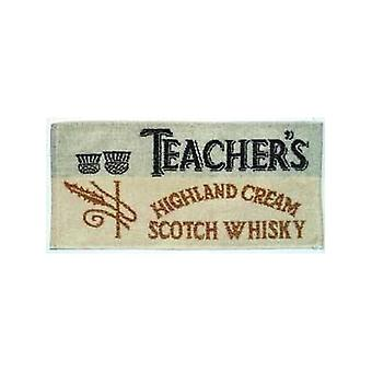 Teachers Whiskey Cotton Bar Towel