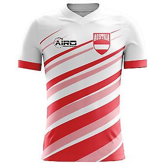 2018-2019 Austria Away Concept Football Shirt