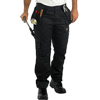 "Dickies Redhawk Pro Kneepad Work Trousers (Short Leg 30"") - WD801S"