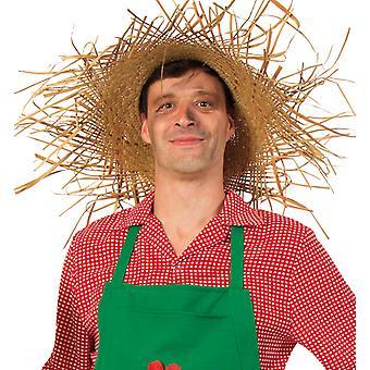 Tom's hoed natuurlijke stro hoed baby hoed