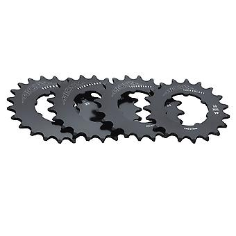 Miche single speed sprocket 1/8″ (CNC machined) / / 19/20/21/22 teeth (threaded)