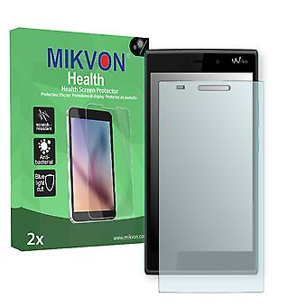 Wiko Ridge Screen Protector - Mikvon Health (Retail Package with accessories)