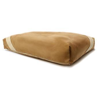 Colchón de perro grande cama camello Xuede