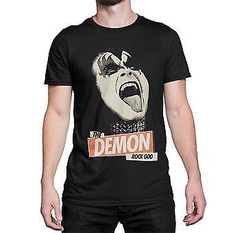 Kiss-Rock God T-shirt