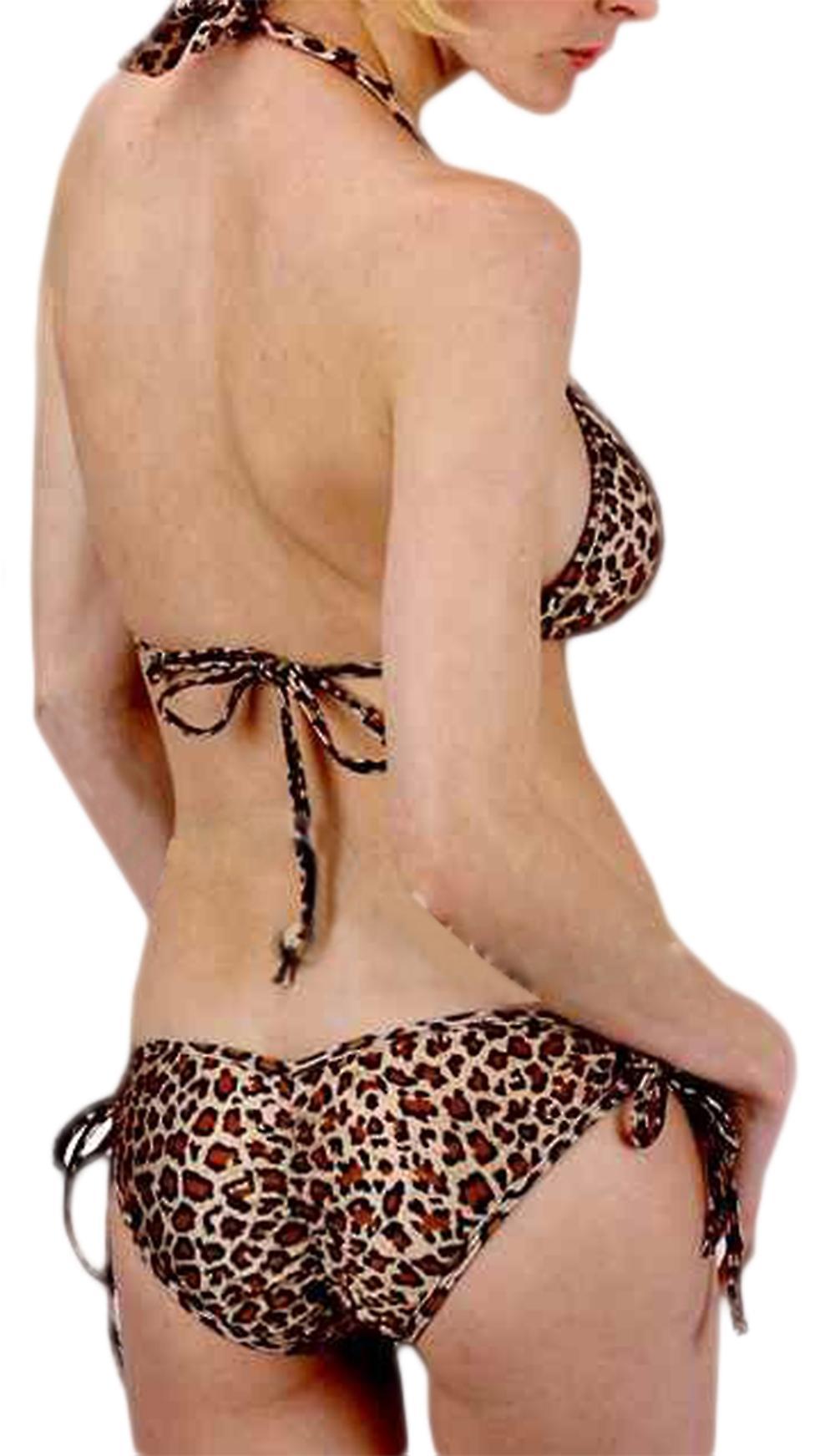 Waooh - Bikini Imitation Leopard Tabas