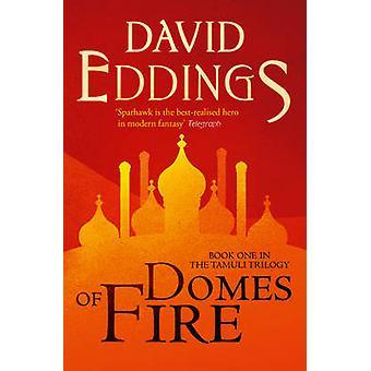 Domes of Fire av David Eddings - 9780007579006 bok