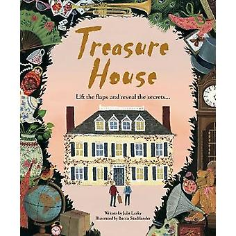 Treasure Hunt House - Lift the Flaps and Solve the Clues... by Treasur