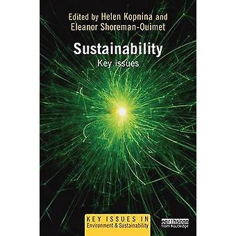 Sustainability by Helen Kopnina