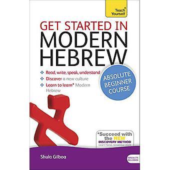 Komme i gang i moderne hebraisk nybegynner kurs - (bok og Audi
