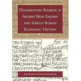 Documentaire bronnen in Ancient Near Eastern en Grieks-Romeins economische