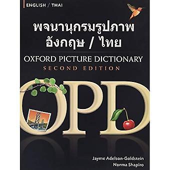 Oxford imagem dicionário, segunda edição: Edição Inglês-tailandês