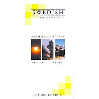 Swedish-English/English-Swedish Dictionary and Phrasebook (Hippocrene Dictionary & Phrasebooks)