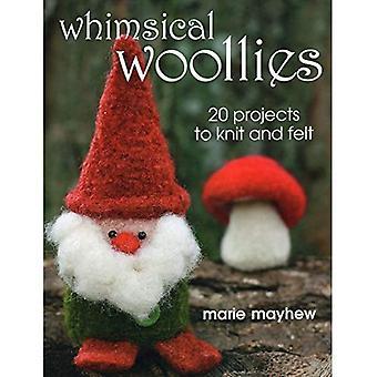 Grillige Woollies: 20 projecten om te breien en vilten