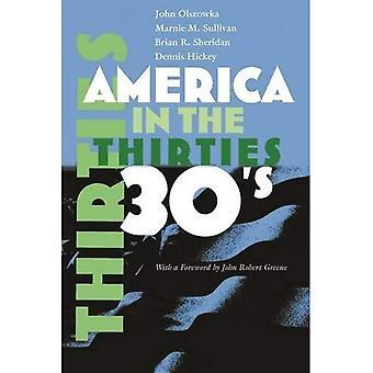Amerika in den dreißiger Jahren (Amerika im 20. Jahrhundert)