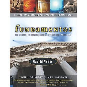 Fundamentos: Un Recurso de Discipulado de Iglesia con Proposito