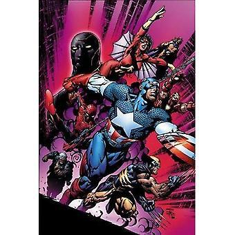 Nye Avengers av Brian Michael Bendis