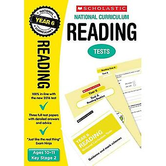 Reading Test - Year 6 (National Curriculum Tests)