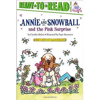 Annie und Schneeball und die rosa Überraschung