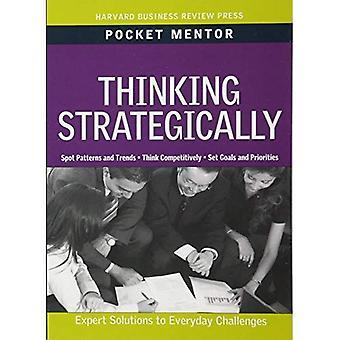 Thinking Strategically (Pocket Mentor)