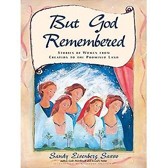 But God Remembered: Stories of Women from Creation to the Promised Land (What You Will See Inside)