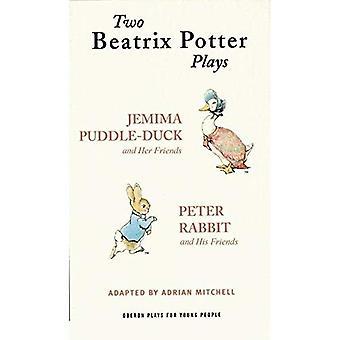 Zwei Stücke von Beatrix Potter