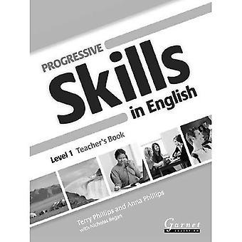 Progressive Skills in English 1 Teacher's Book