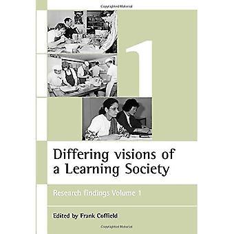 Des Visions différentes d'une société cognitive: les résultats de recherche