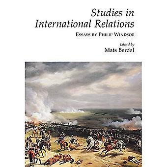 Studi in relazioni internazionali: saggi di Philip Windsor