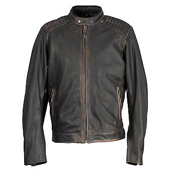 Richa Brown Harrier X Motorcycle Leather Jacket