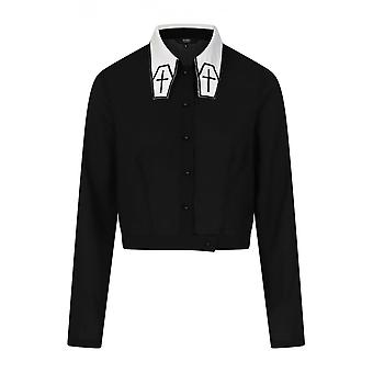 Banned Apparel Undertaker Blouse