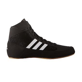 Adidas Havoc Kids Junior Wrestling Trainer schoen schoen zwart