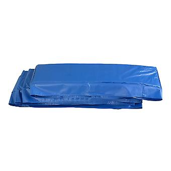 Upper Bounce Super Trampoline Replacement Safety Pad (Spring Cover) for 8 x 14 FT Rectangular Frames - Blue