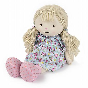 Warmheart Rag Doll Microwavable Toy: Olivia