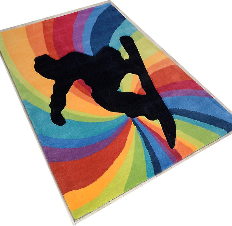 Rugs - Children\'s Surfer Multi - 3223