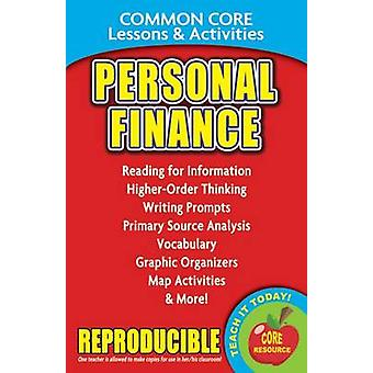 Personal Finance - Common Core Lessons & Activities by Carole Marsh -