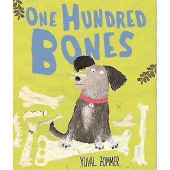 One Hundred Bones! by Yuval Zommer - 9781783703517 Book