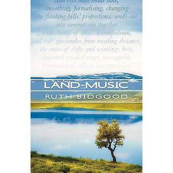 Land-Music - Black Mountains by Ruth Bidgood - 9781910836354 Book