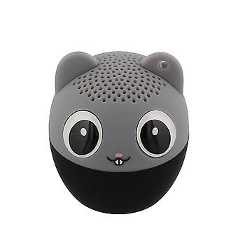 Grindstore Mouse Mini Bluetooth Speaker With Remote Shutter