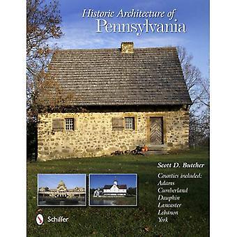 Architecture historique de Pennsylvanie