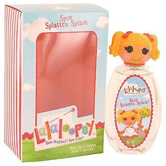Lalaloopsy by Marmol & Son Eau De Toilette Spray (Spot Splatter Splash) 3.4 oz / 100 ml (Women)