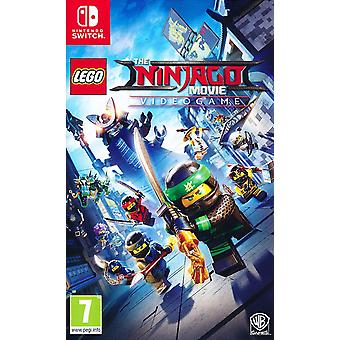 LEGO Ninjago Movie Videogame - Nintendo Switch Reorderable