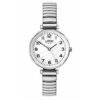 Limit | Womens Stainless Steel Bracelet | Mother Of Pearl Dial | 60062.01 Watch